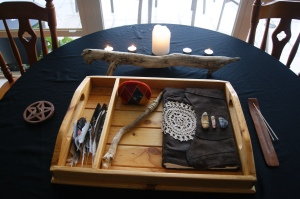 Full Moon Ritual Jan 2013